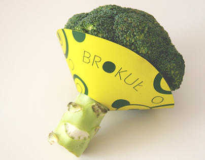 Packaging for broccoli