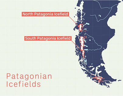 The restless past of the Perito Moreno