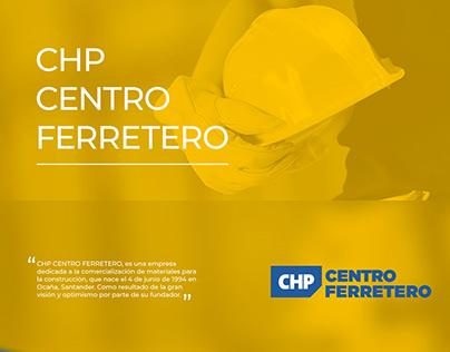 CHP Centro Ferretero -Branding