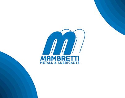 Mambretti - logo e strumenti di comunicazione