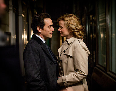 Apple Tree Yard for BBC One