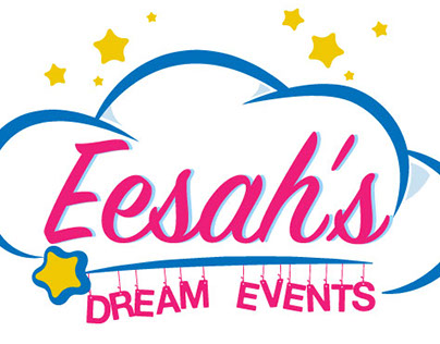 Eesah's Dream Events   Branding