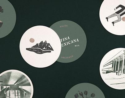 Salón Sociedad — Branding
