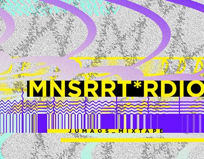 Jumaos Mixtape Cover - MNSRRT RDIO