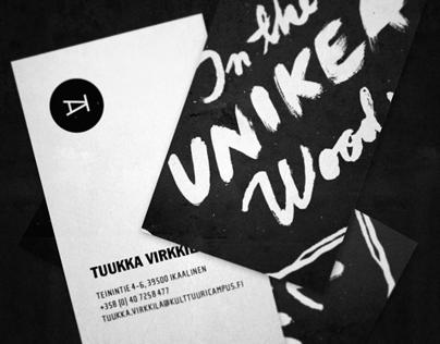 Unikea (identity & website)
