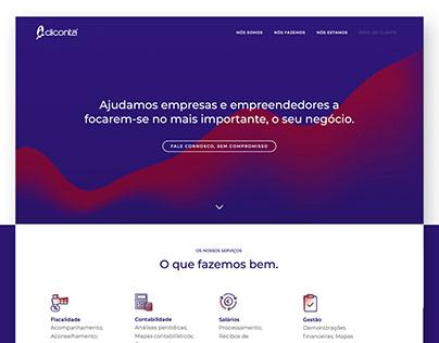 Website - Cliconta