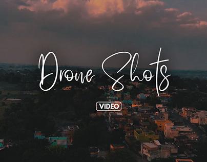 Drone Shots (DJI Mavic Air)