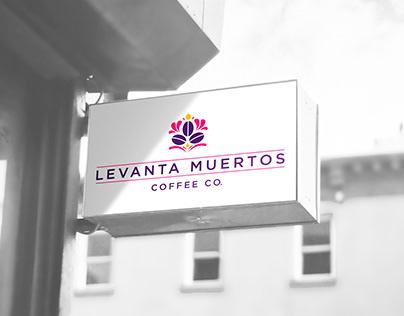 Levanta Muertos Coffee Co. | Branding & Packaging