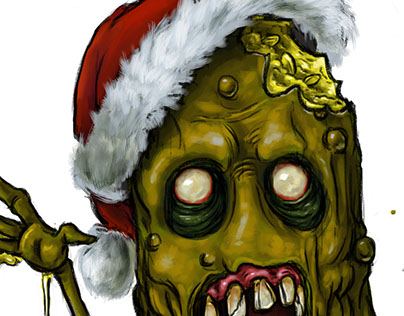 Undead Christmas Pickle