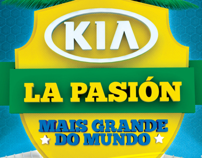 Kia Promo Mundial Brasil 2014