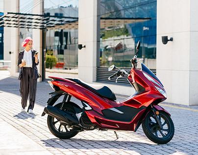 Hakuba Motor Honda