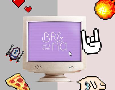 Personal Brand - Brena cria