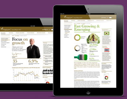 Compass Group PLC   Online Annual Report 2012