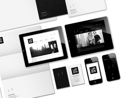 VREM Design - Corporate Identity and Typefaces, 2012