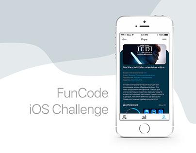 iOS Challenge