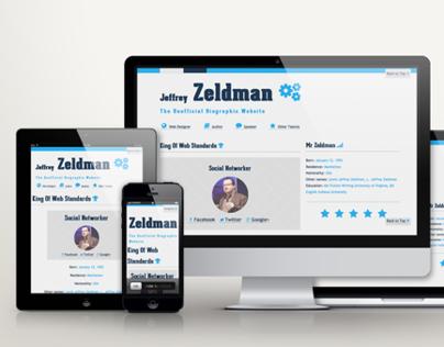 Tribute Site To Jeffrey Zeldman