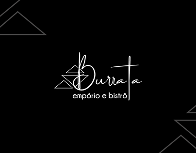 Burrata - Comunicação Visual, Social Media e Site.