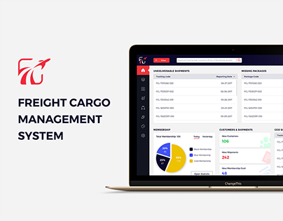 Freight Cargo Management System