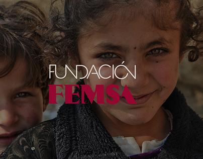 Web site Fundación FEMSA