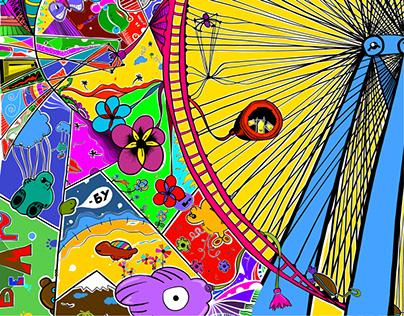 Chaos wheel 2 in color
