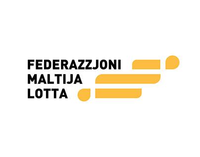 Logo Redesign - Federazzjoni Maltija Lotta