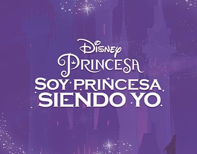 Social Media - Disney Princesa