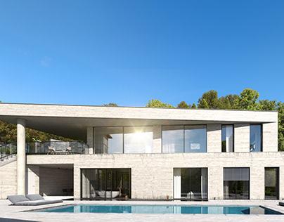 Villa in Baden, Austria