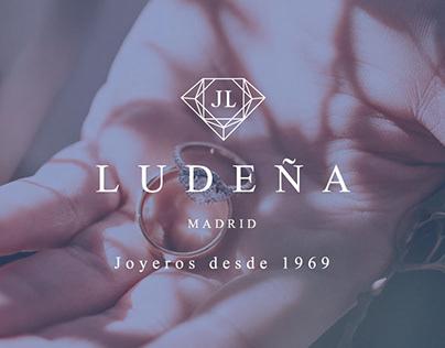 Joyería Ludeña - Brand Design
