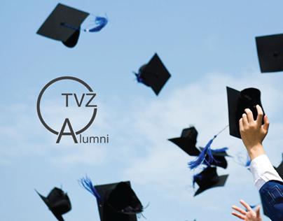 TVZ Alumni flyer