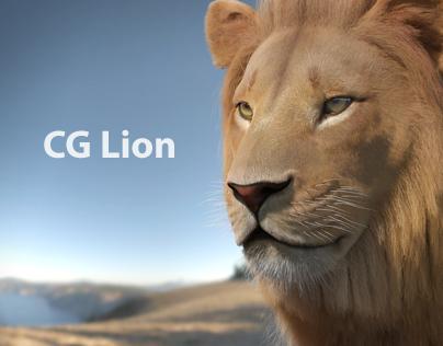 CG Lion