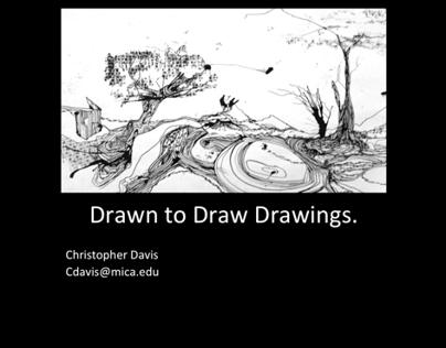 Black & White Drawings 2013