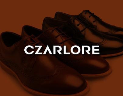 Czarlore Brand Identity Pitch