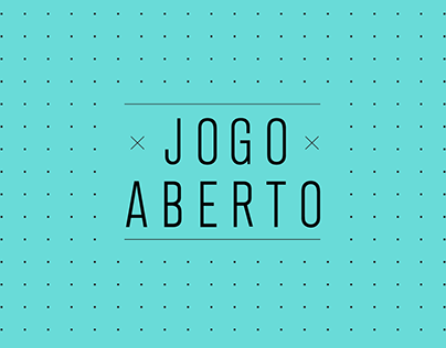 NEW VISUAL IDENTITY JOGO ABERTO