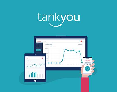 Tankyou's Platform Redesign