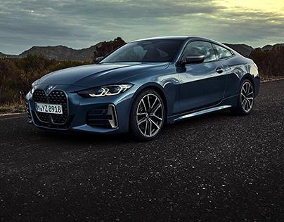 Exterior Design_BMW 4 Series Coupé (2020)
