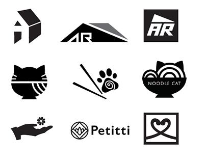 Logo Mark-Making Series