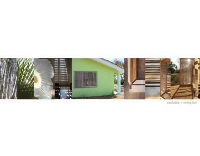 Architecture / Passive Cooling Door