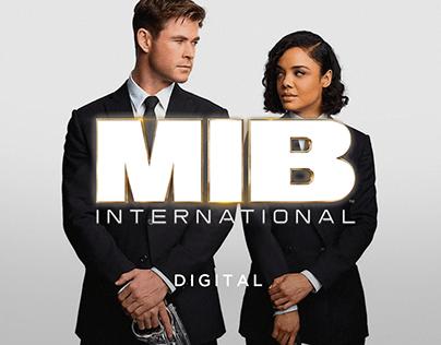MIB International - Digital Spots