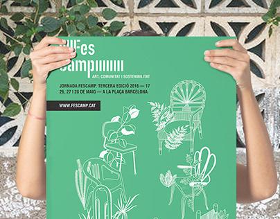 FESCAMP festival - poster