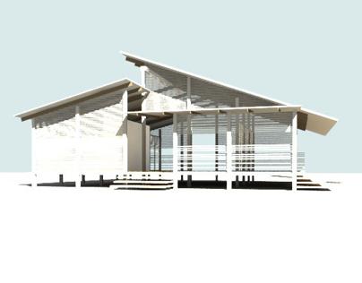Architecture / A Tropical Schoolhouse