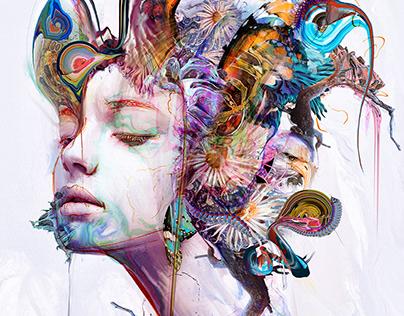 Illustrations and Digital Artworks (2019)