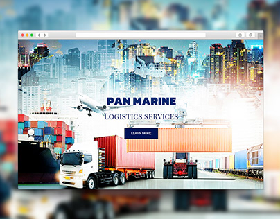 Website Design | Pan Marine Group