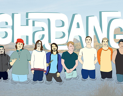 San Luis Obispo Shabang Music Festival Article Artwork