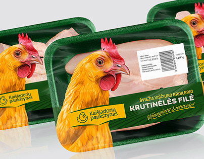 CREATIVE TRADE MARK packaging design. KG group