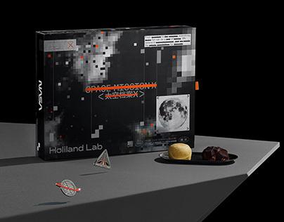 NASA | Holiland Lab-Space Mission X 太空档案X
