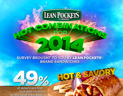 Lean Pockets Infographic
