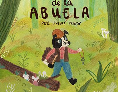 La llave de la abuela/Proyecto Libro infantil ilustrado