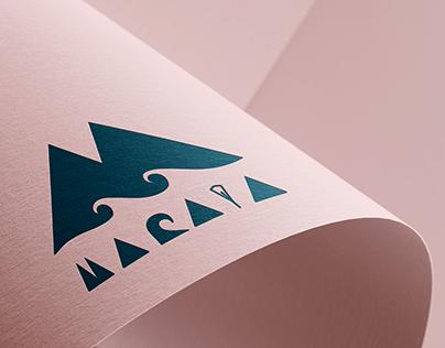 Macaia- sport association (Genova)\ branding