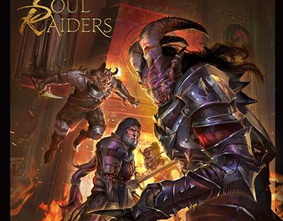 soul raiders promo