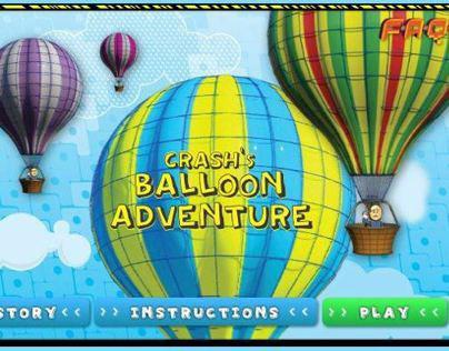 Crash's Baloon Challenge